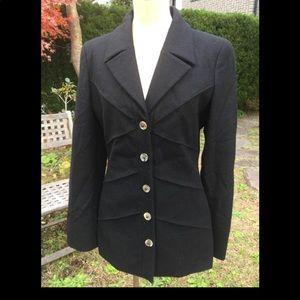 Fendi 365 black blazer